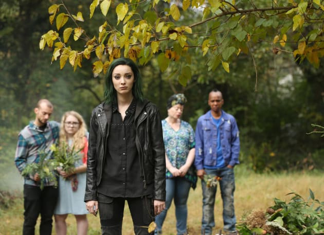 Tensions Heat Up - The Gifted