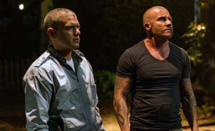Prison Break Season 5 Episode 8 Review: Progeny