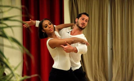 Tamar and Val - Dancing With the Stars