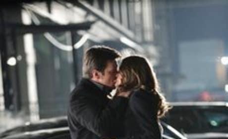 The Castle Kiss!