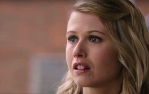 Tilly Gets a Shock - Once Upon a Time