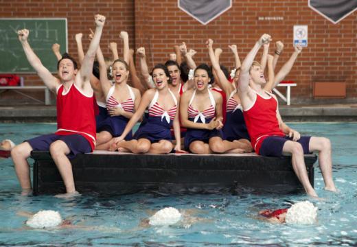 Singing While Swimming