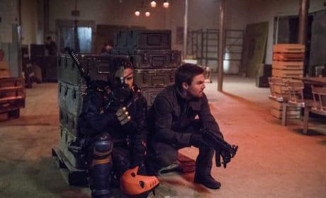 Possibly False Alarm - Arrow Season 6 Episode 6