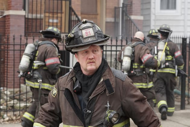I Don't Smile - Chicago Fire Season 3 Episode 21