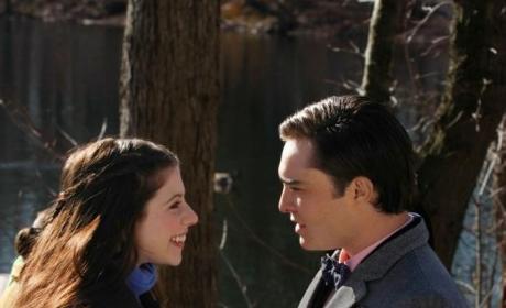Georgina and Chuck