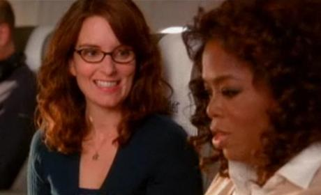 Oprah on 30 Rock