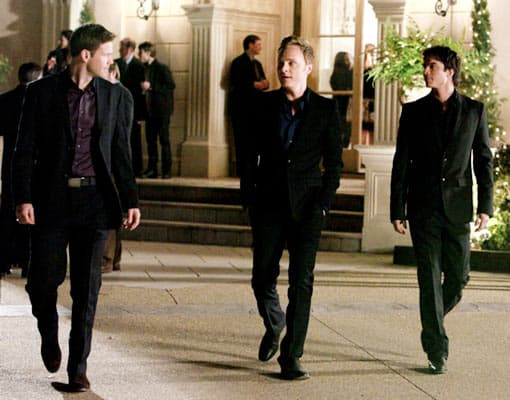 David Anders on The Vampire Diaries
