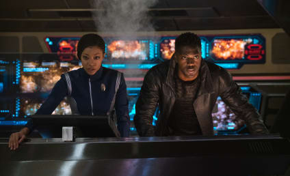 Star Trek: Discovery Season 3 Episode 11 Review: Su'Kal