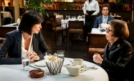 Hetty Asks Mac For Help - NCIS: Los Angeles
