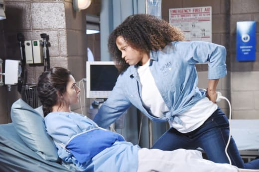 Gabi is Attacked Again - Days of Our Lives