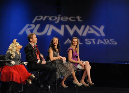 Watch Project Runway Season 10 Episode 3 Online