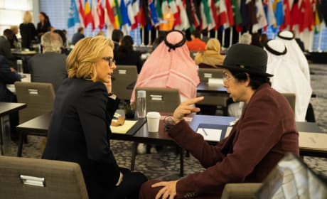 Saving Refugees - Madam Secretary