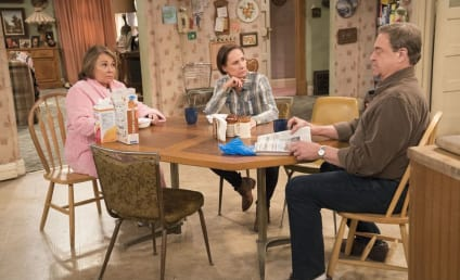TV Ratings Report: Roseanne Drops Hard