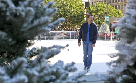 The Lonely Ice Skater - NCIS: Los Angeles