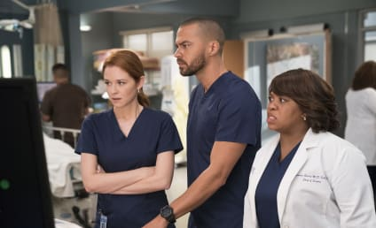 Grey's Anatomy Photo Preview: The Case They Can't Shake!