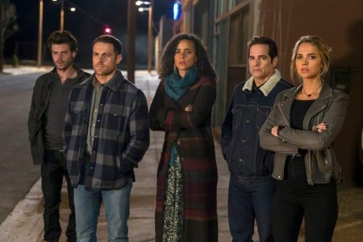 Listening Intently - Midnight, Texas Season 1 Episode 6