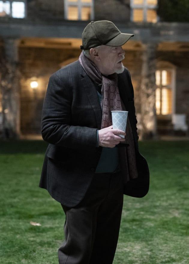 Logan Confronts Roman at Tern Haven - Succession Season 2 Episode 5