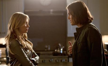 Hanna vs. Caleb