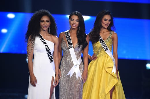 Miss USA 2019: And the Winner is    - TV Fanatic