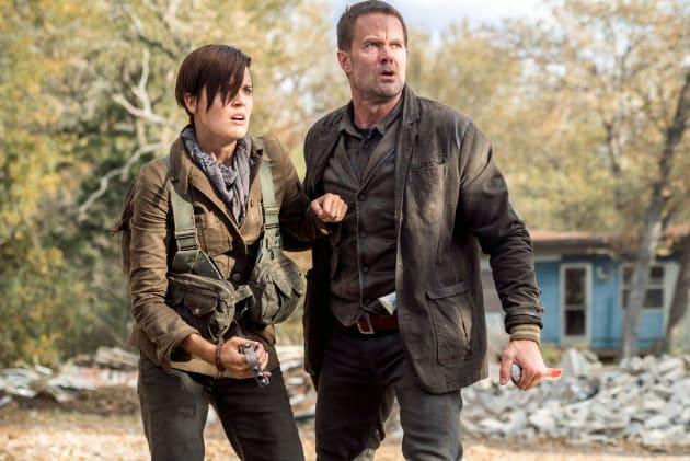 Team Up - Fear the Walking Dead