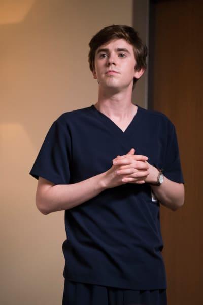 Shaun Makes a Decision - The Good Doctor Season 2 Episode 2