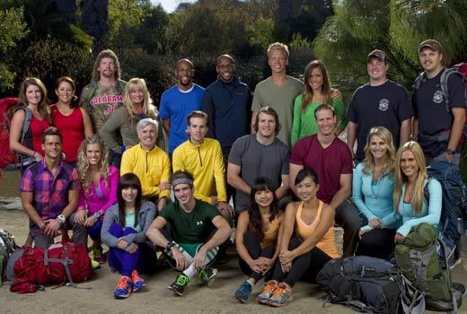 Amazing Race 22 Cast Photo