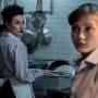 Ari and Tess Budding Friendship - Sweetbitter Season 1 Episode 3
