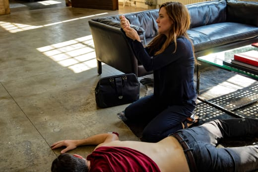 Reconsidering Her Operation - Mary Kills People