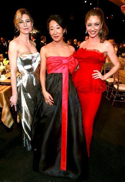 Ellen, Sandra, Rebecca