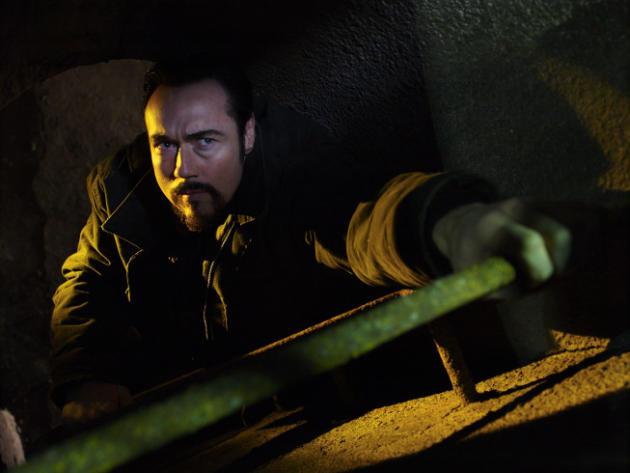 Kevin Durand as Vasiliy Fet