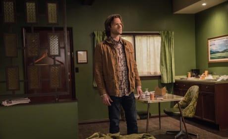 Sam stands alone - Supernatural Season 12 Episode 21