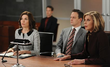 The Good Wife Season 5: Civil War Ahead!