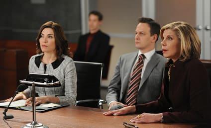The Good Wife Season 5: Civil War Ahead!