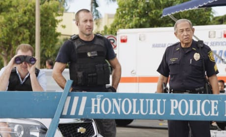 Suicidal Suspect - Hawaii Five-0 Season 8 Episode 13
