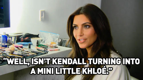 Dissing Kendall