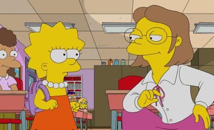 Watch The Simpsons Online: Season 32 Episode 10