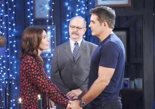 A Secret Elopement - Days of Our Lives