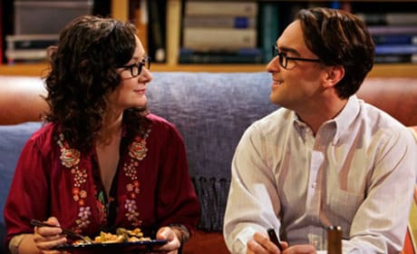Leslie and Leonard's Date
