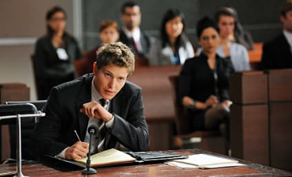 Matt Czuchry on The Good Wife Character: Look Out for Cutthroat Cary!
