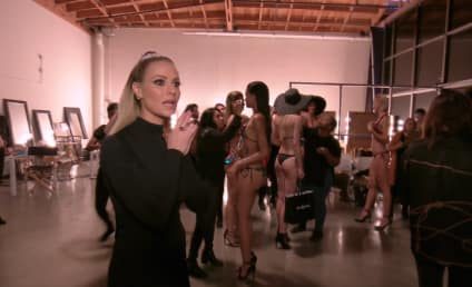 Watch The Real Housewives of Beverly Hills Online: The Runaway Runway