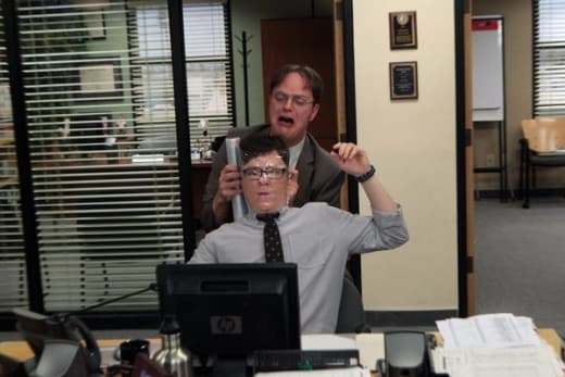 Dwight's Candidate Search