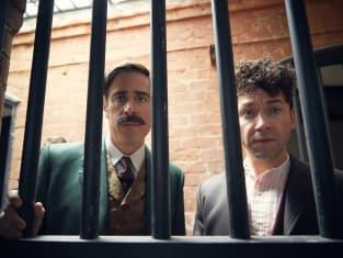 A Past Life - Houdini & Doyle