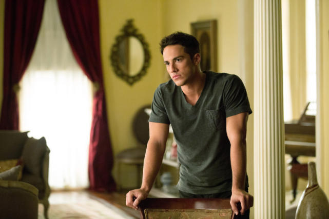 Tyler Lockwood - Vampire Diaries