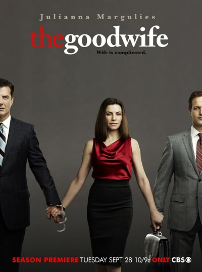 Good Wife Poster