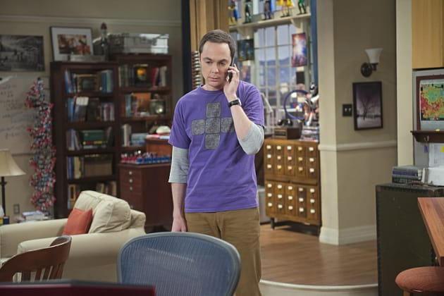 Figuring Things Out - The Big Bang Theory Season 9 Episode 1