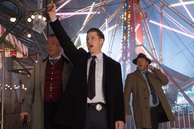 GCPD! - Gotham Season 3 Episode 14