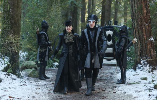 Once Upon a Time Photos: What's the Evil Queen Plotting?