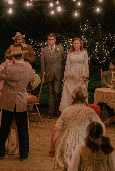 Heaven's Wedding - Tall