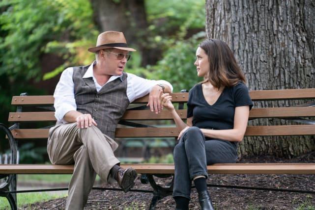 A Talk in the Park - The Blacklist Season 6 Episode 1