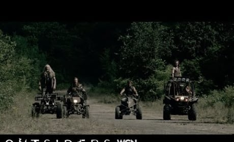 Outsiders Trailer: Hear Their Battle Cry!